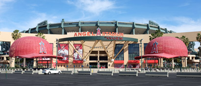 Angel Stadium Anaheim
