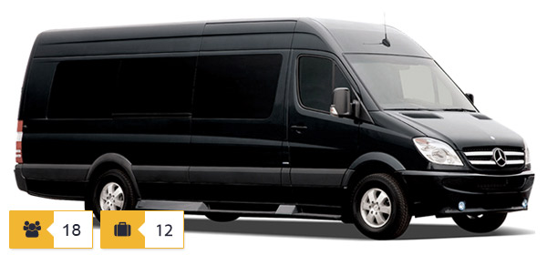 Mercedes-Benz Sprinter - Party Bus
