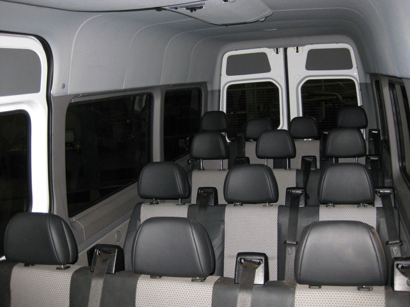 Mercedes Sprinter Party Bus Rental In Los Angeles