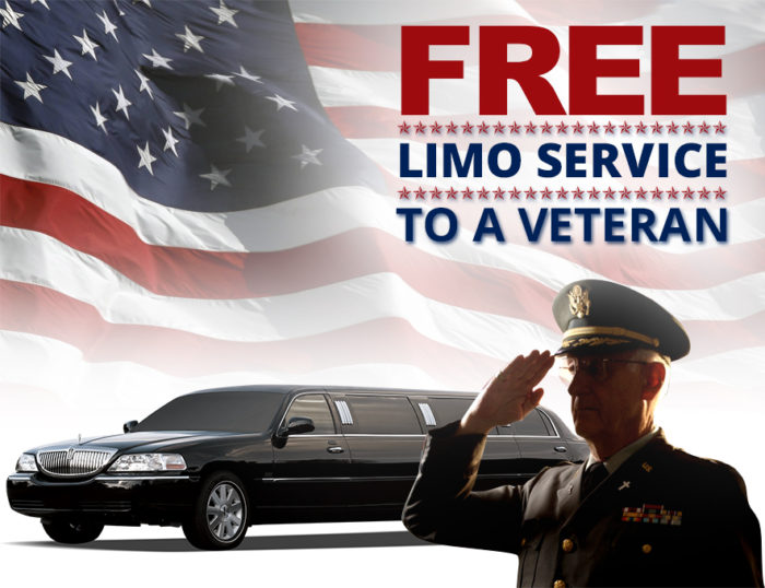Enter Modern Limo Service's Veteran's Day Contest!