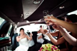 wedding-day-limo