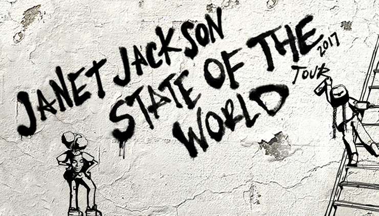 Los Angeles September Events - Janet Jackson At The Honda Center
